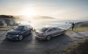 Audi A6 – 5 säkerhetsstjärnor i Euro NCAP