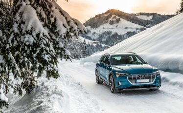 Audi under alpina VM i Åre
