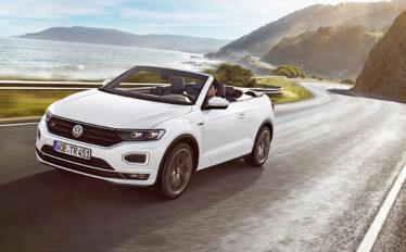 VW:s första taklösa SUV