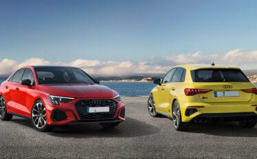 Nu lanseras en ny generation av S3 Sportback och S3 Sedan!