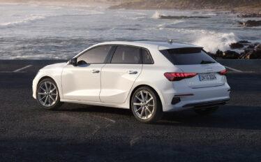 Säljstart för Audi A3 Sportback g-tron
