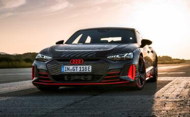 Nu öppnar förhandsbokningen av Audi e-tron GT