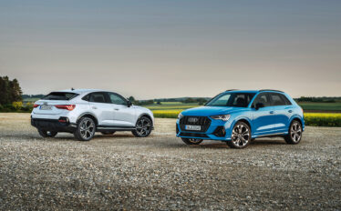 Audi laddar för fler hybrider