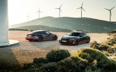 Här startar tillverkningen av Audi e-tron GT