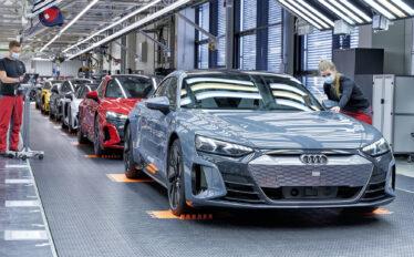 Robust resultat för Audi