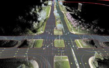 Audi varnar förare för halt väglag