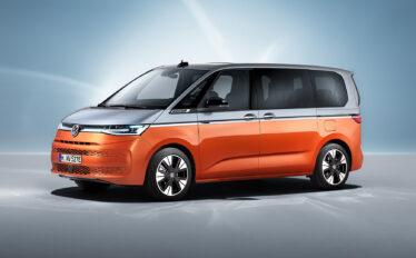 Världspremiär för nya Multivan