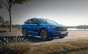 Årets miljöbästa bil: ŠKODA ENYAQ iV