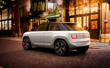 Försmak av en helt eldriven stadsbil på IAA MOBILITY 2021